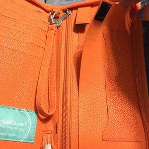 Initials, Inc. Bags - Koi colored Initials, Inc wallet/wristlet